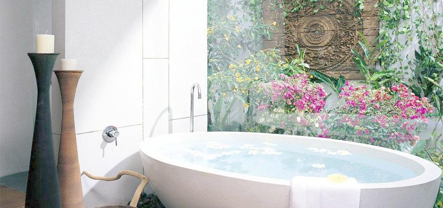 bathtub cleaning and maintenance of four skills