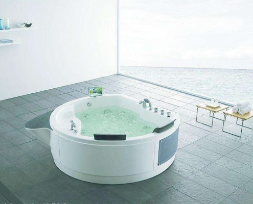 optional skills for a round bathtub