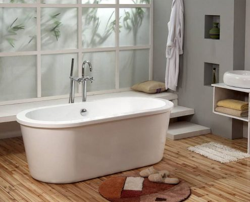 sit bubble bath vs shower room how to choose