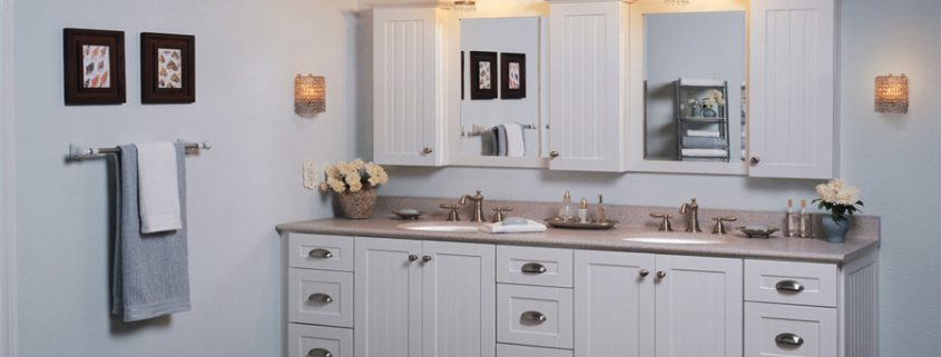 some knowledge of cleaning and maintenance of bathroom cabinet