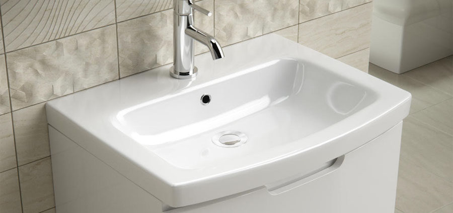 bathroom basin how to install