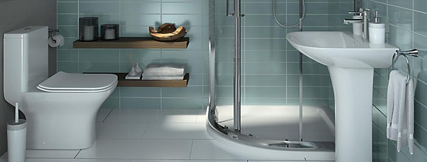5 skills make the bathroom space easy