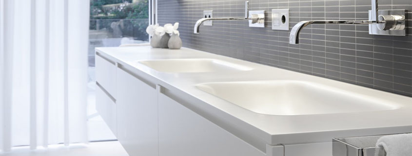 common sense Bathroom basin maintenance knowledge
