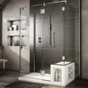 why do we choose shower room