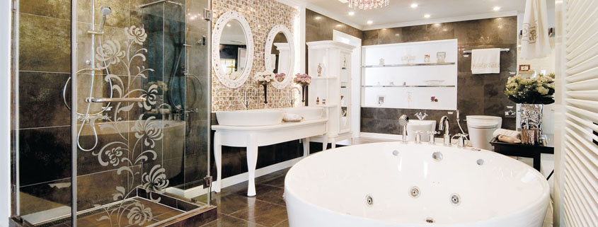 bathroom decoration 4 tips on how to expand bathroom space