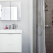 bathroom cabinet installation notes