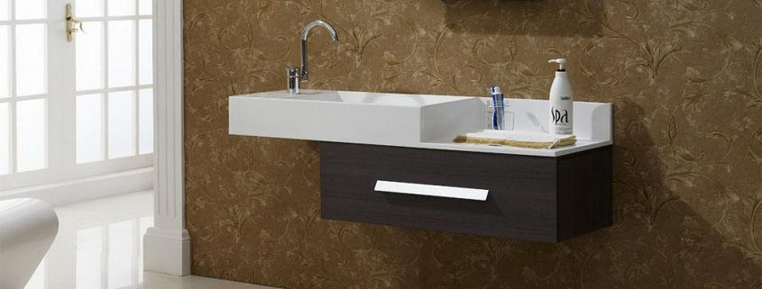 bathroom cabinet installation notes