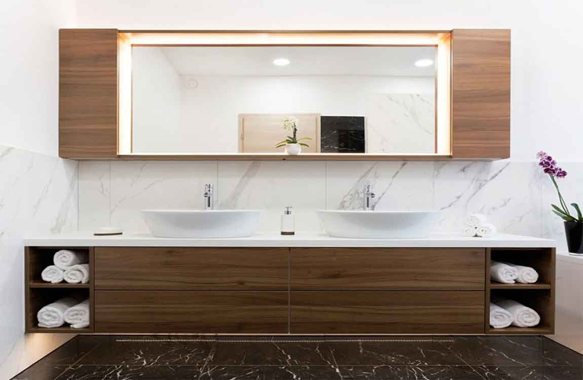 How To Paint Bathroom Cabinets For Painting The Perfect Finish Barana Sanitary Wares