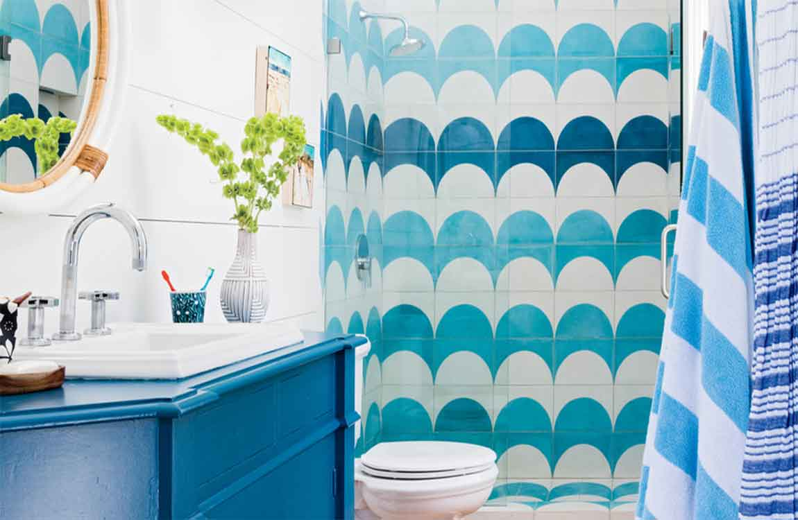 How To Decorate Your Bathroom With Incorporating Beach