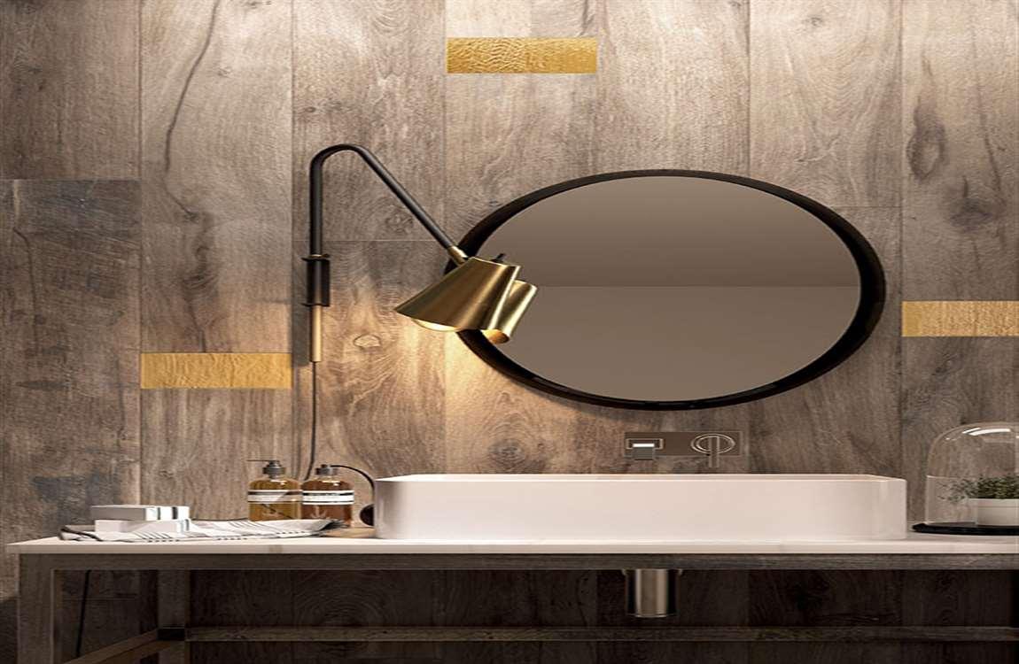 How Deciding Bathroom Mirror On Style